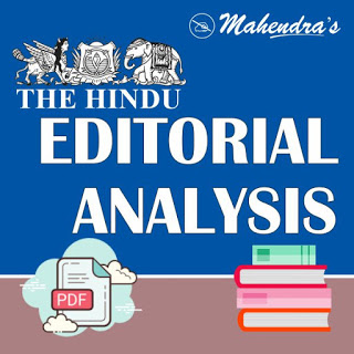 The Hindu Editorial Analysis: Important For UPSC, RRB, Bank, IBPS, SSC | PDF | 31.12.19