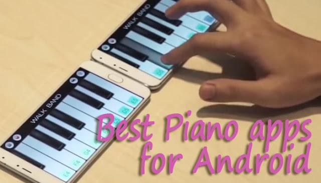 +5 Daftar Aplikasi Piano Apk Android Terbaik Untuk Android