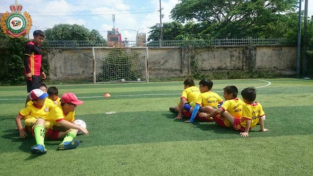 Địa điểm dạy học bóng đá tp Hồ Chí Minh