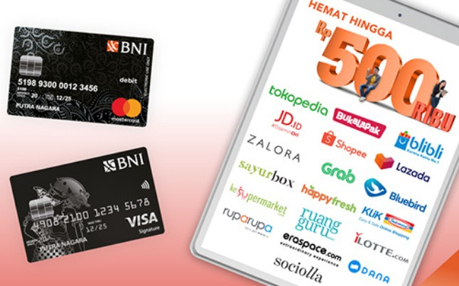 Promo Kartu Kredit Bni 2020 Update Juli Isidompet Online