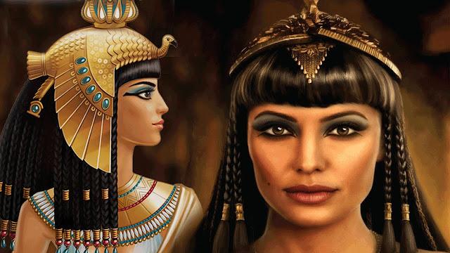 المصريات الأكثر جمالا وإثارة بين نساء العالم