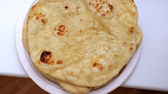 Naans inratables, recette, cuisine indienne