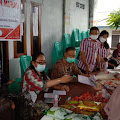 Dinas Ketahanan Pangan Mitra dan Provinsi Gelar Pangan Murah di Desa Molompar Timur