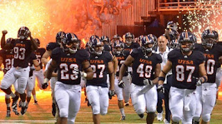 UTSA Roadrunners Football revealed Conference USA 2020 league schedule dates, locations.