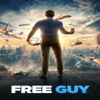 Free Guy (2021) English Full Movie Watch Online Movies
