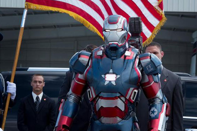 Film Review - IRON MAN 3 - Nerdy Rotten Scoundrel