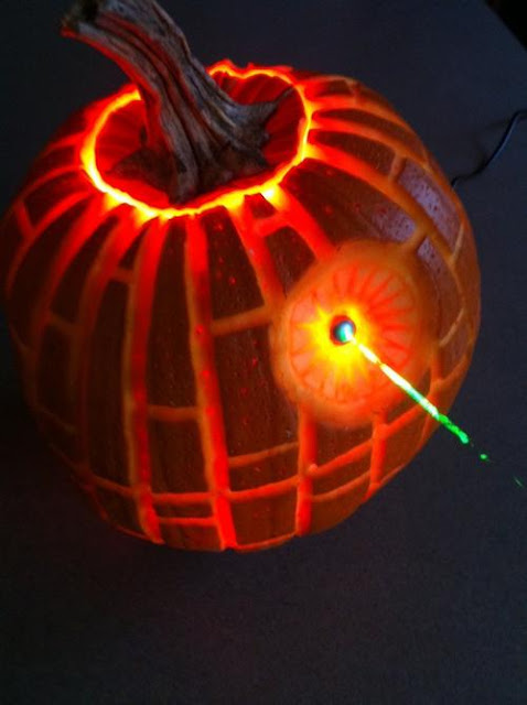 Pumpkin Carving Ideas For Halloween 2018: Still More