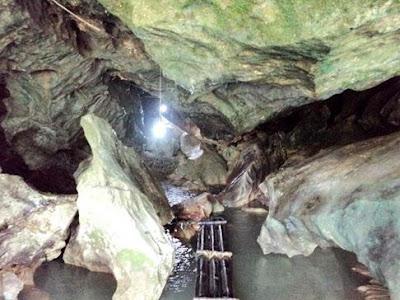 Gao Pagat, Wisata Pagat Batu Benwa, Pagat Batu Benawa di Barabai