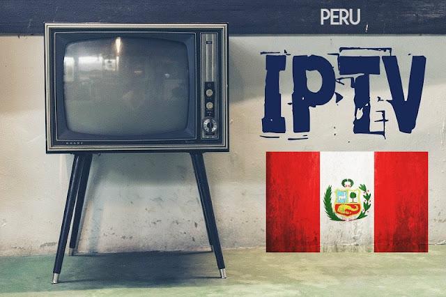 Lista M3U IPTV PERU Actualizada