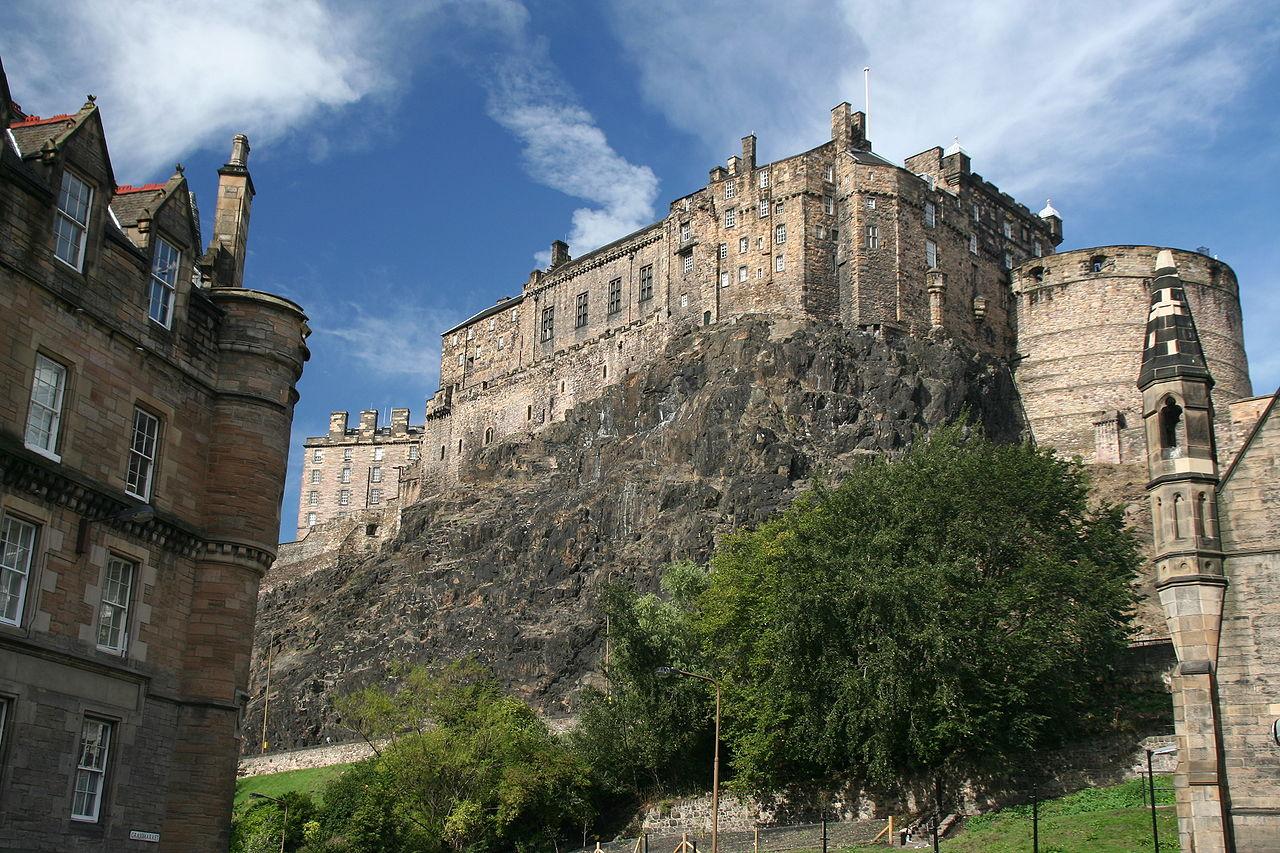 Edinburgh Castle 8