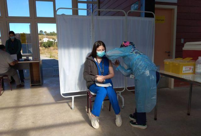 Vacunación de funcionarios
