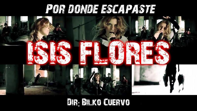 Isis Flores - ¨Por donde escapaste¨ - Videoclip - Director: Bilko Cuervo. Portal Del Vídeo Clip Cubano