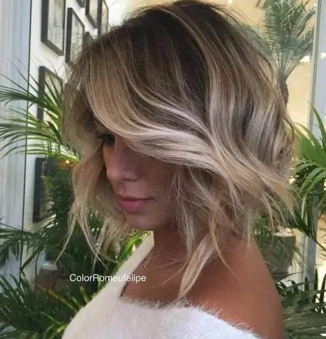outstanding blonde medium hairstyles 2017 21 further inspiration ...