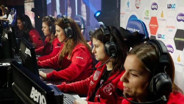 Estadísticas revelan gran desigualdad en ingresos entre hombres y mujeres en los eSports.