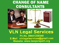 Name Change Procedure Hyderabad