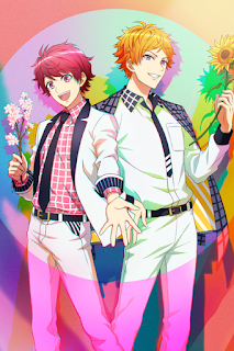 A3! Season Spring & Summer, anime