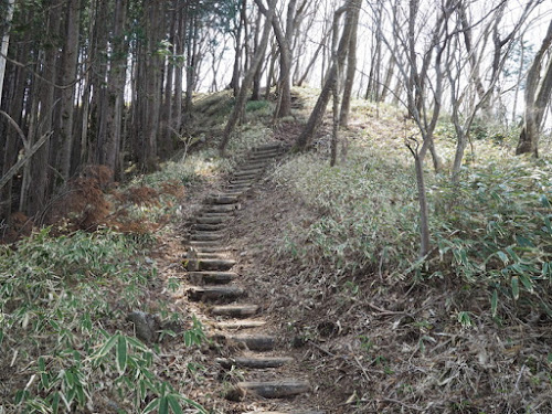 燕山への登り