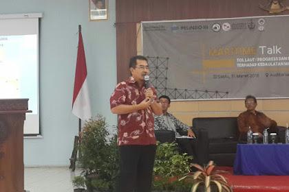 Maritim Talk; Laut Indonesia, Poros Maritim Dunia