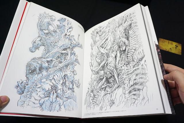 DSC01631 - 正宗哥吉拉 映画『シン・ゴジラ』公式記録集 ジ・アート・オブ・シン・ゴジラ  Godzilla Resurgence/Shin Godzilla[