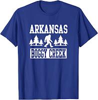 Boggy Creek Monster Shirt
