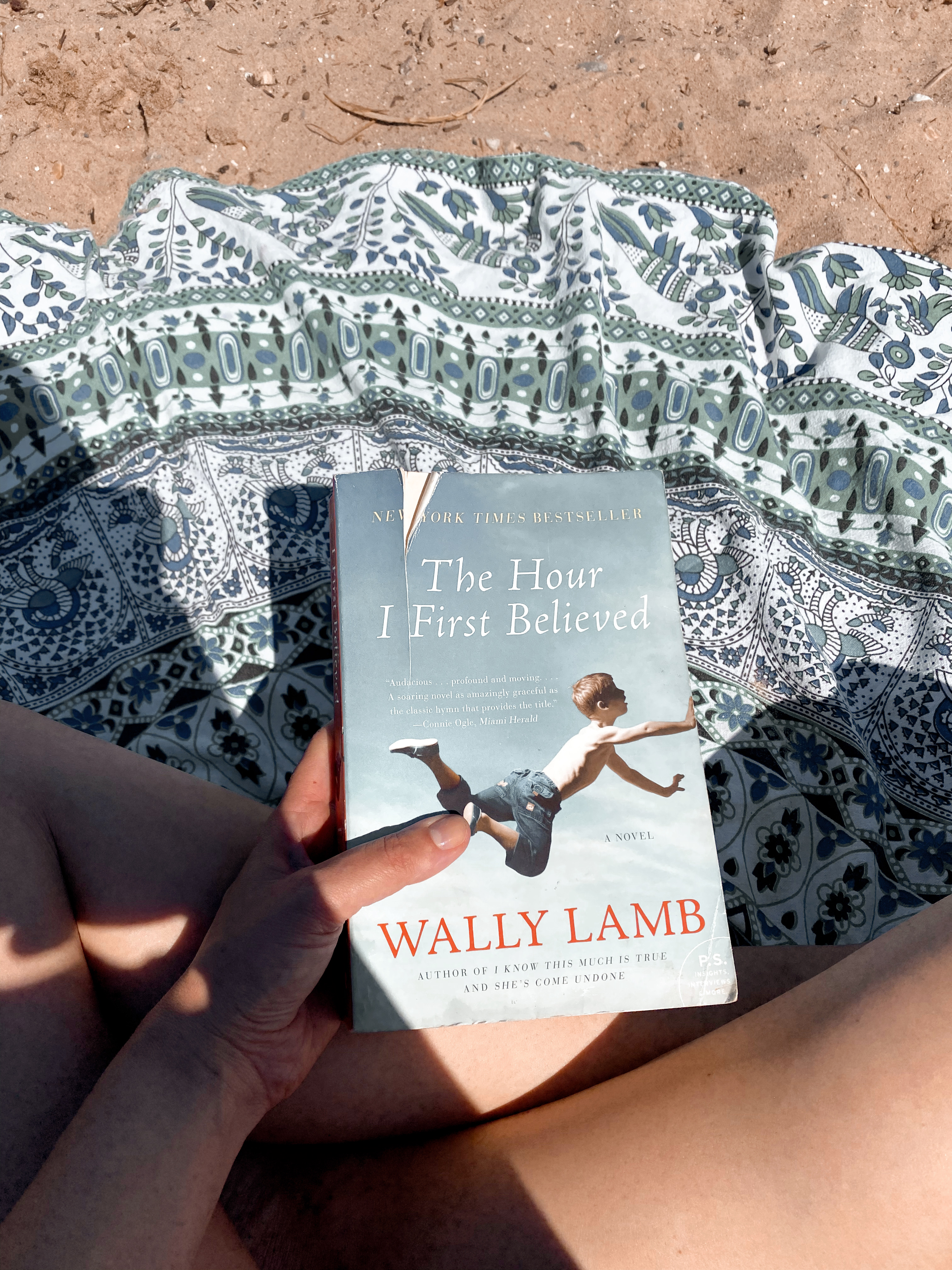 The Hour I First Believed by Wally Lamb | biblio-style.com