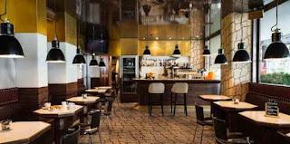 Tips Desain Kafe Bernuansa Sederhana Tapi Kelihatan Mewah