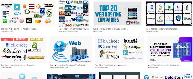Web Hosting Companies That will Suit Your Websites and Blogs