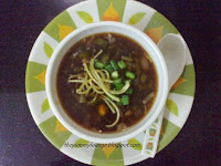 Learn here how to make yummy Manchow Soup Recipe.