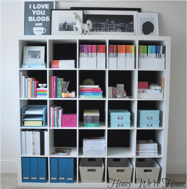 My Home Office Organization