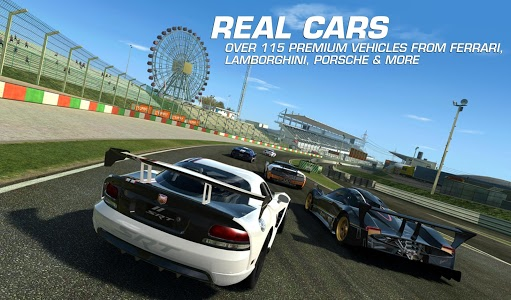 Free Download Real Racing 3 MEGA MOD APK 4.1.5
