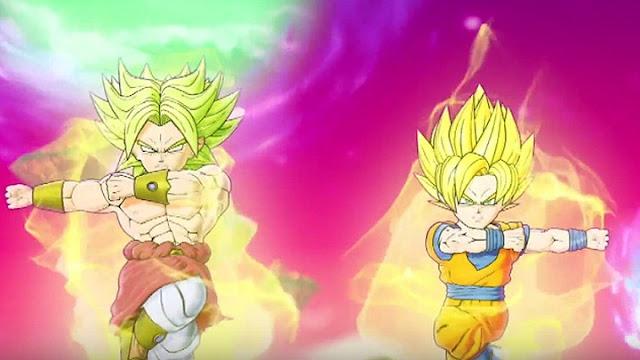 Se comparte un gameplay de Dragon Ball Fusions, conoce su mundo 1