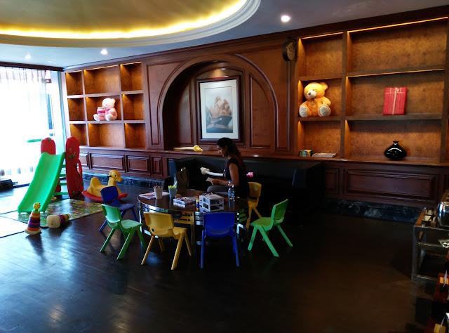 Kid Friendly Restaurants Bangalore
