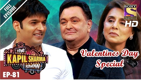 The Kapil Sharma Show Episode 81 – 11th February 2017 300mb