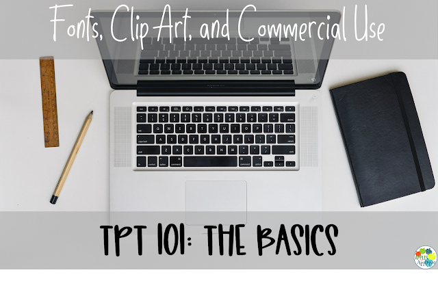 Selling on TPT 101: The Basics | Apples to Applique