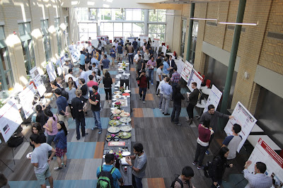 Overview of the RISS 2017 Poster session.