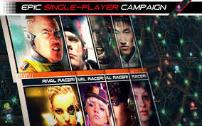 Image Game Rival Gears Apk Mod Unlimited Money