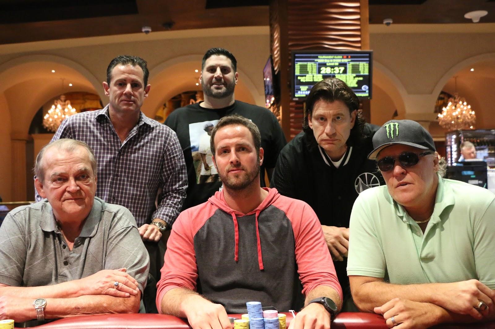 Robert transue poker craps table game online