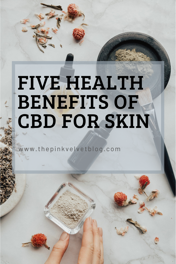 Five Health Benefits of CBD for Skin