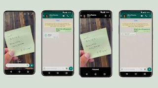 Whatsapp's View Once Feature