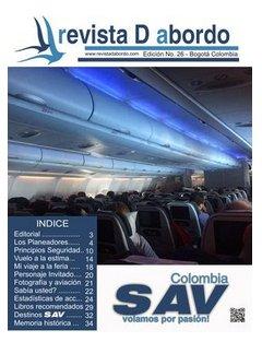 Edición 26 de la Revista de Abordo