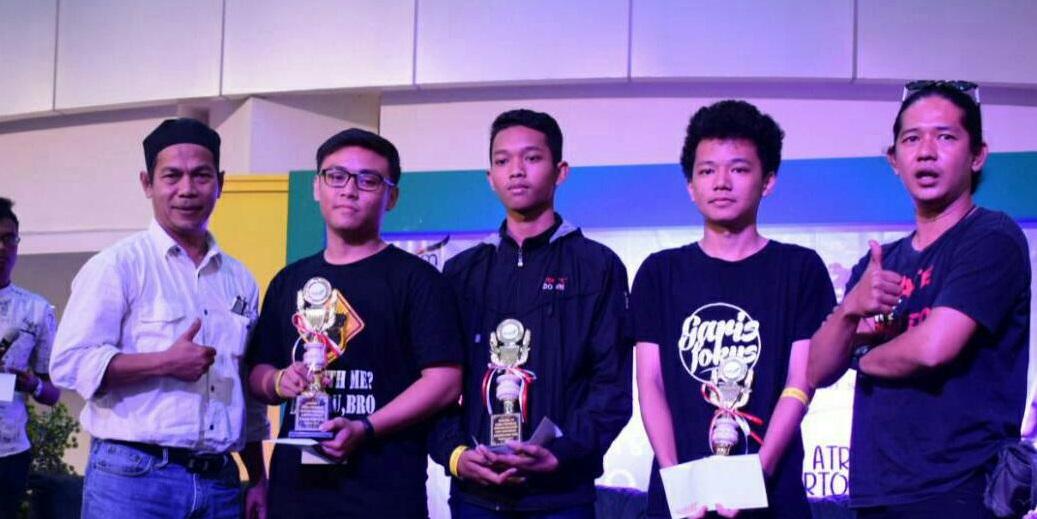 Ritzky Bayuswara, Siswa SMA Kalam Kudus Juara 1 Lomba Fotografi
