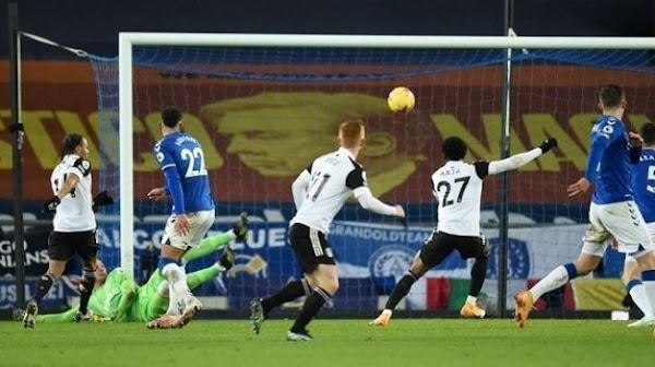 Everton di Permalukkan Tim Juru Kunci Fulham
