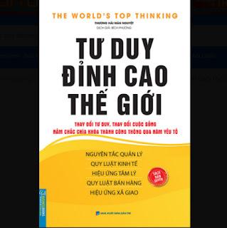 Tư Duy Đỉnh Cao Thế Giới ebook PDF EPUB AWZ3 PRC MOBI
