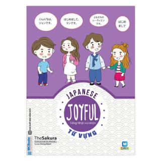 Joyful Japanese - Tiếng Nhật Vui Nhộn - Từ Vựng ebook PDF EPUB AWZ3 PRC MOBI