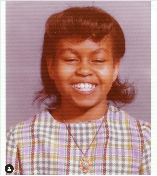 Michelle Obama Shares School Photo, Asks For Help In Giving 'Girls A Chance To Learn'