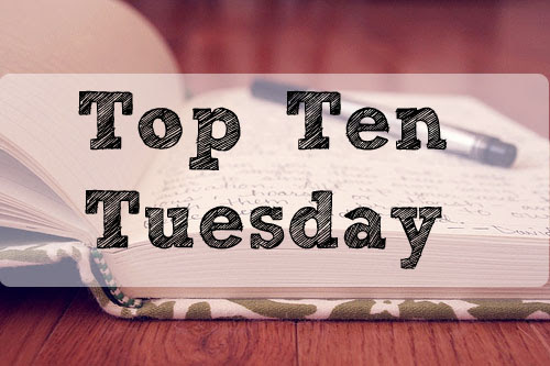 Books On My Spring 2014 TBR List: Top 10 Tuesday (8)