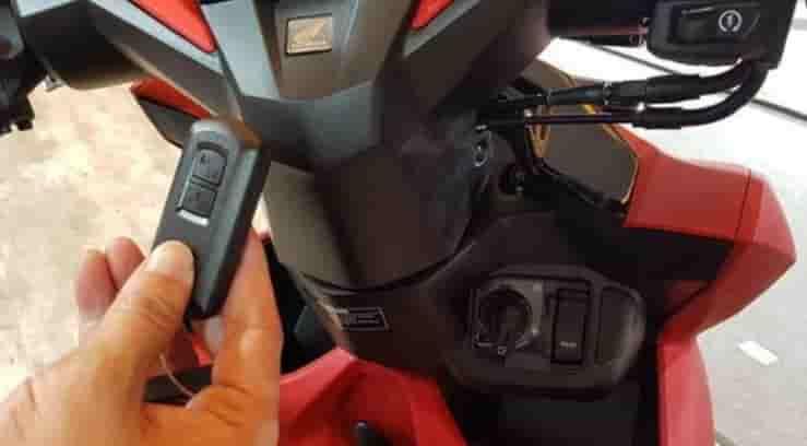 Langkah Mudah Menggunakan Smart Key System Pada Motor Vario 150