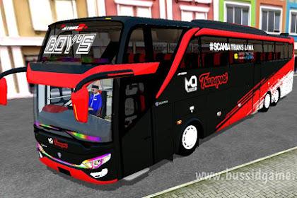 Mod Jetbus2+ SHD Tronton Scania K410