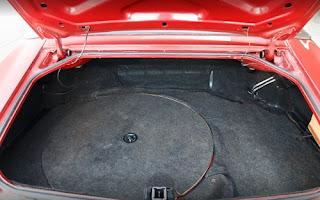 1970 Buick Riviera Gran Sport GS Baggage