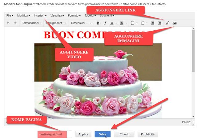 editare-pagina-web
